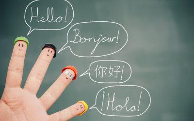 Angleščina in Nemščina