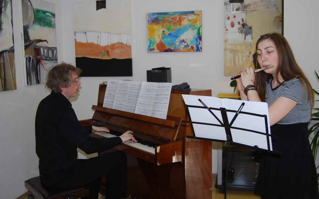 Koncert klasične glasbe