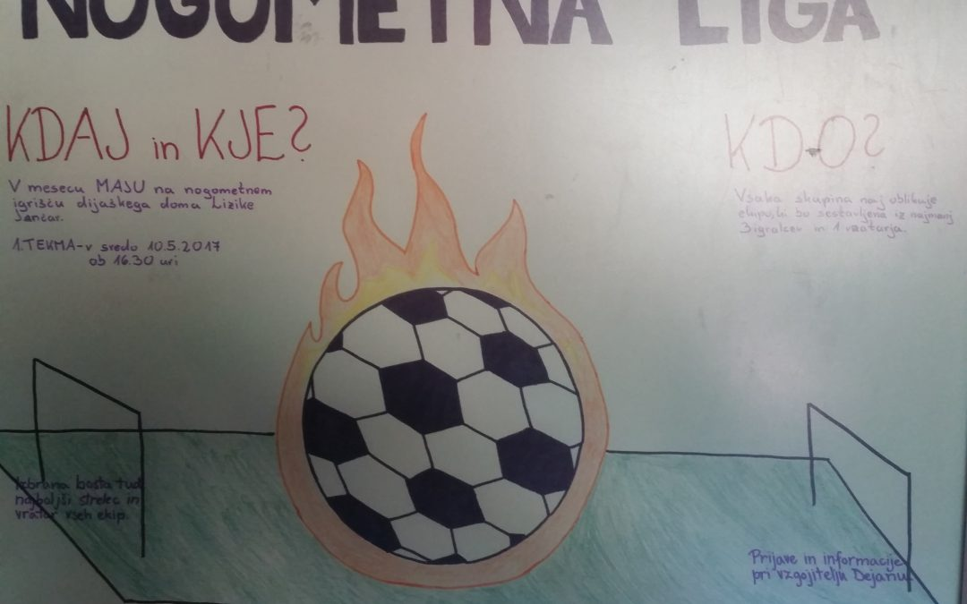 Nogometna liga DD Lizike Jančar