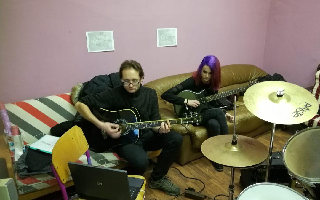 Glasbena delavnica