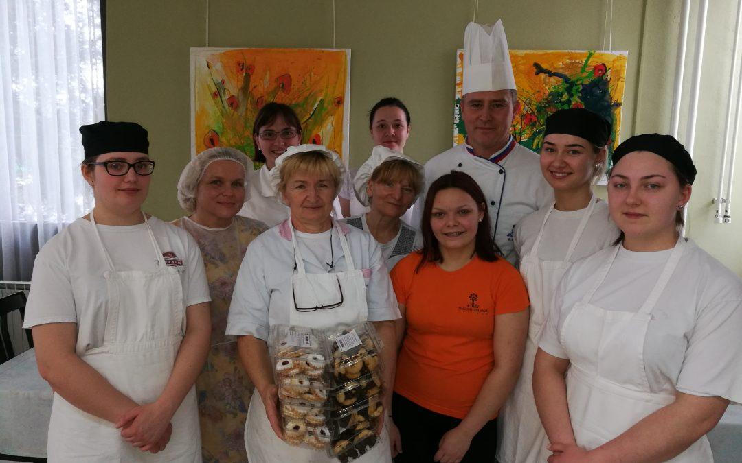 Mednarodna izmenjava Erasmus- dijakinje iz Litve