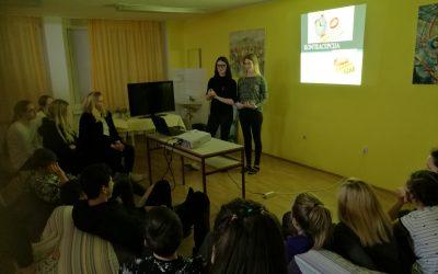 Predstavitev: Kontracepcija in spolno prenosljive bolezni