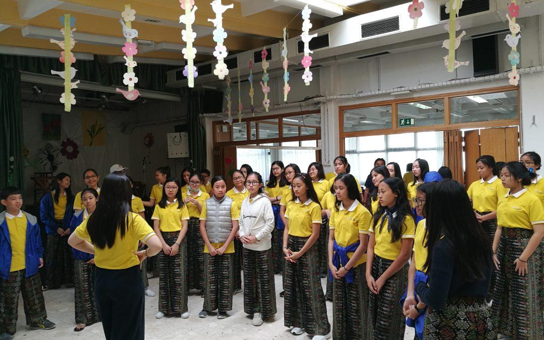 Pevski zbori v dijaškem domu