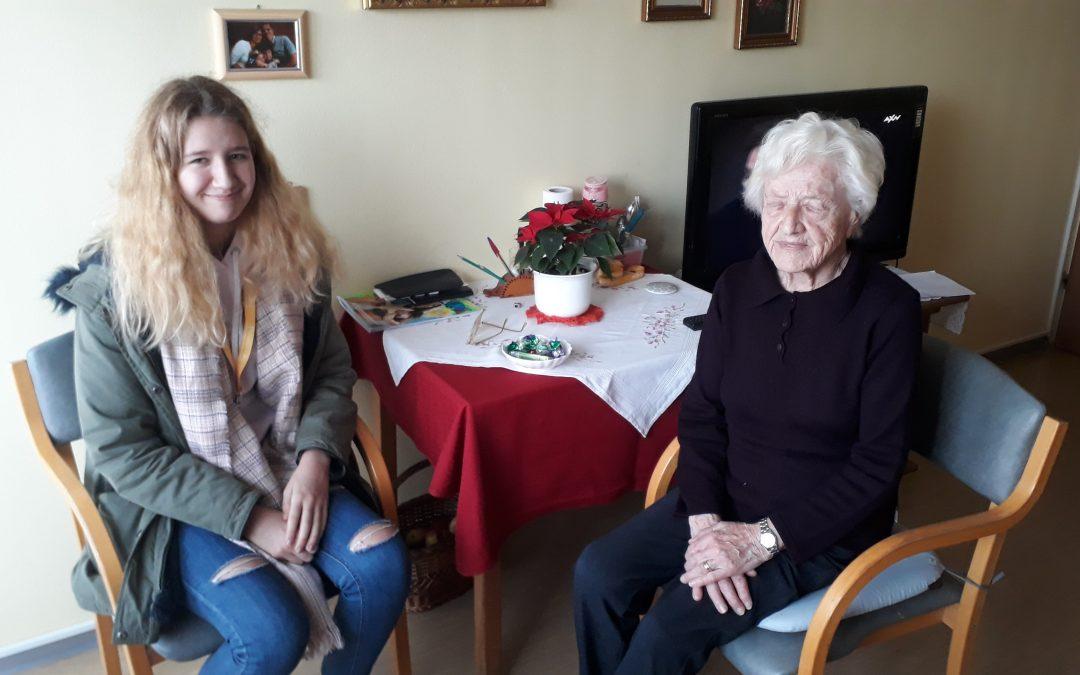 Izobraževanje prostovoljcev v Domu Danice Vogrinec