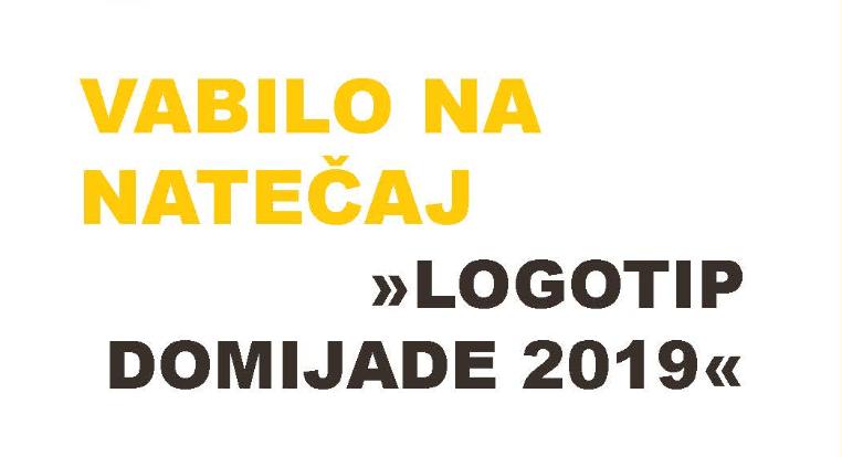 Natečaj za logotip Domijade.