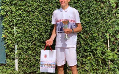 Naš dijak LUN OBRUL osvojil na Mednarodnem turnirju 1. mesto