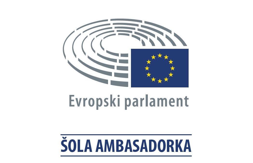 Prireditev malo drugače // Šola ambasadorka Evropskega parlamenta