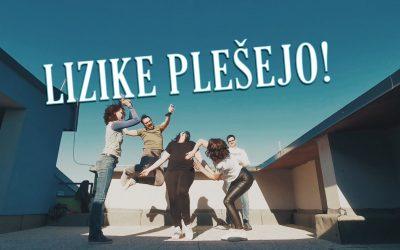 Lizike plešejo! Lepe počitnice VSEM! :)